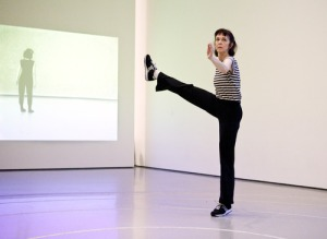 Pat Catterson in Yvonne Rainer's