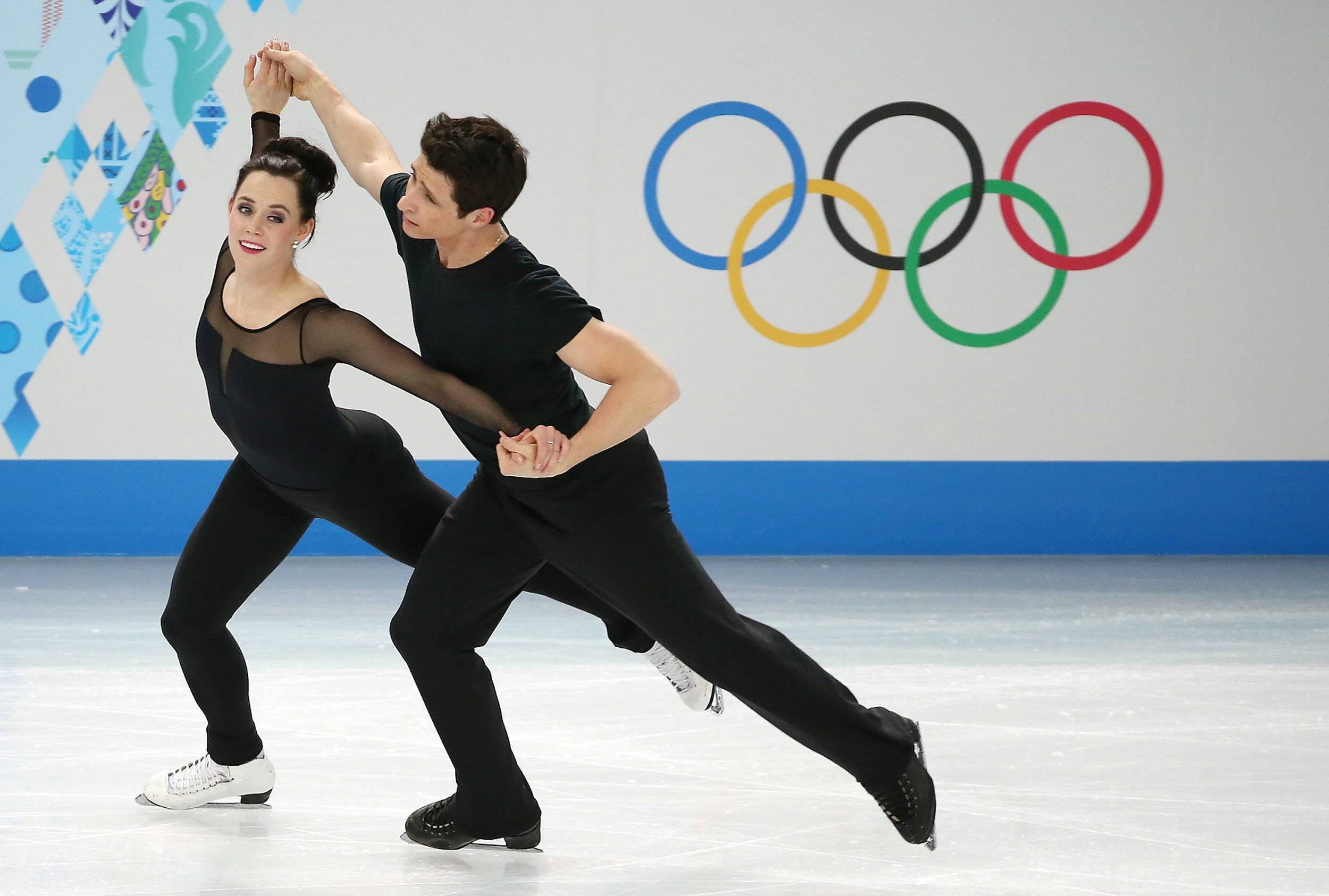 Figure Skating Results at the Olympics 2014