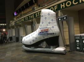 That's a big boot!