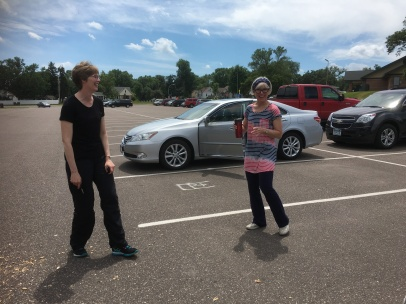 Parking lot dissection of skating moves