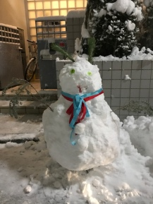 Yuko and her niece built this one