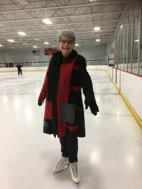 Love the coat, Jan!